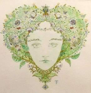 'Green Woman' 2003